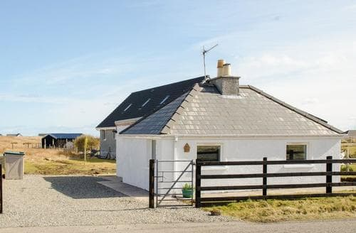 Last Minute Cottages - Beautiful All Outer Hebrides Cottage S96977