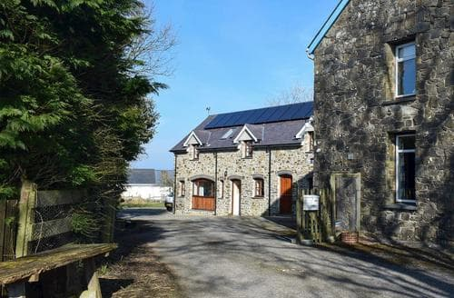 Last Minute Cottages - Inviting New Quay Cottage S94438