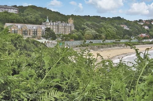 Last Minute Cottages - Luxury Swansea Apartment S21792