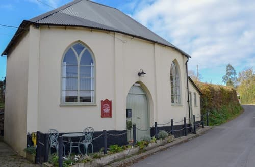 Last Minute Cottages - Chapel Cottage