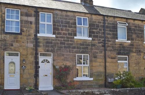 Last Minute Cottages - Lovely Alnwick Cottage S69961