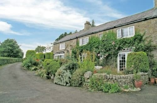 Big Cottages - Stunning Otterburn Cottage S14643