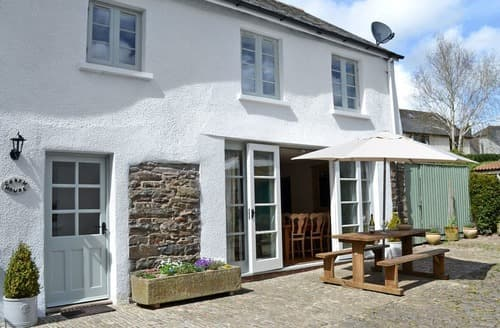 Last Minute Cottages - Captivating Chulmleigh Cottage S94212