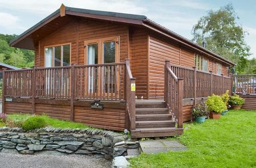 Last Minute Cottages - Luxury Windermere And Troutbeck Bridge Lodge S85803