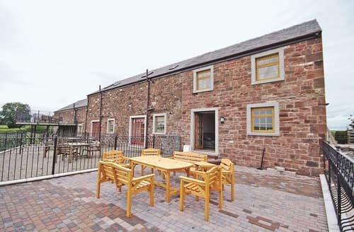 Last Minute Cottages - Delightful Silloth And The Solway Coast Cottage S18701
