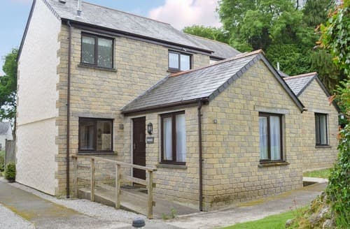 Big Cottages - Superb Falmouth Cottage S20889