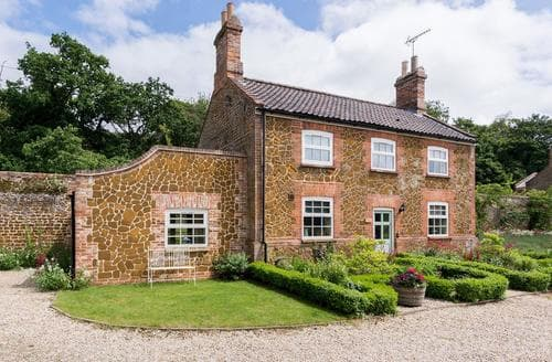 Last Minute Cottages - Gorgeous Hunstanton Cottage S17447