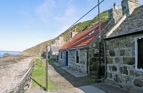 Last Minute Cottages - Crovie