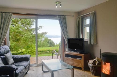 Big Cottages - Superb Dunoon Cottage S69646
