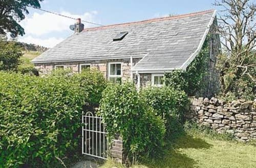 Big Cottages - Charming Brecon Cottage S24559
