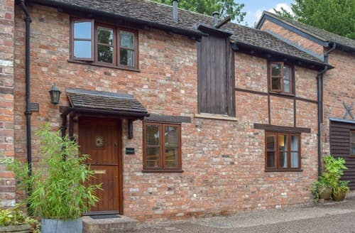 Last Minute Cottages - Stunning Ledbury Cottage S104287