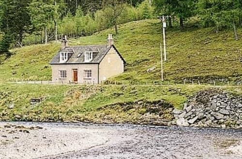 Last Minute Cottages - Meall Darroch