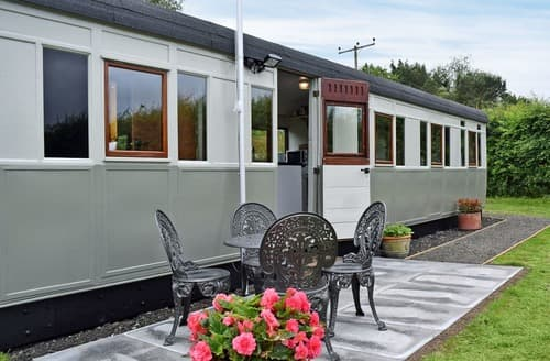 Last Minute Cottages - Italian Carriage-UKC3492