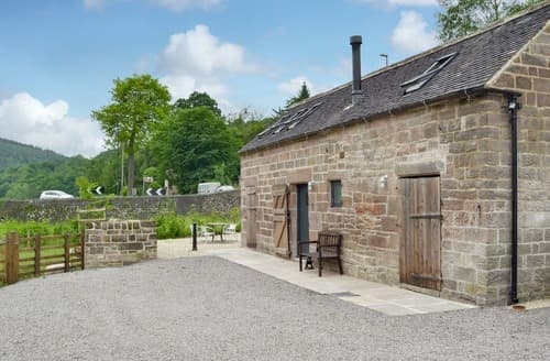 Last Minute Cottages - Quaint Matlock Lodge S105878