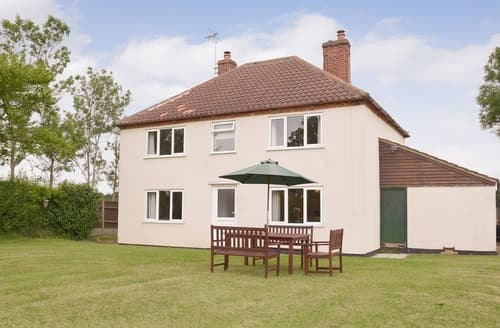 Last Minute Cottages - Rose Farm Cottage