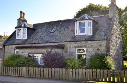 Last Minute Cottages - Granite Cottage