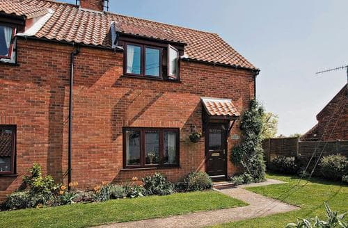 Last Minute Cottages - Exquisite Hunstanton Cottage S17418