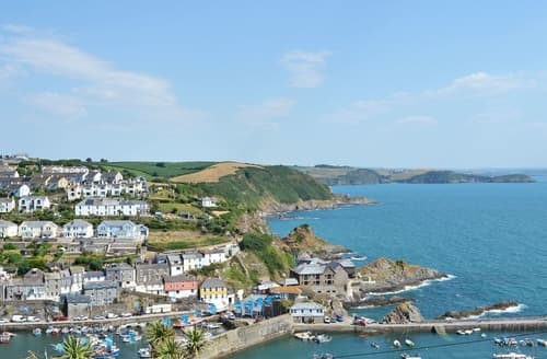 Last Minute Cottages - Wonderful Mevagissey Cottage S105424