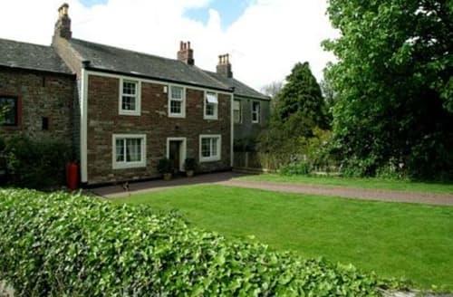Last Minute Cottages - Halls Bank Farm