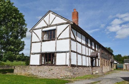 Last Minute Cottages - Dinhope Big Barn
