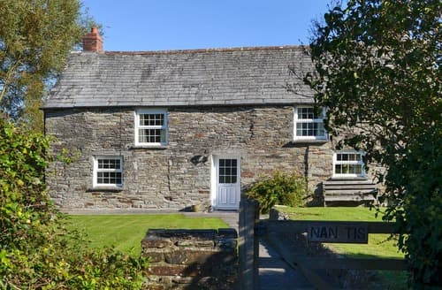 Dog Friendly Cottages - Nan-Tis
