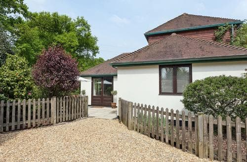 Last Minute Cottages - Woodland Retreat