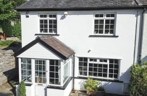 Last Minute Cottages - Adorable Arnside And Silverdale Cottage S114112