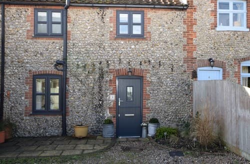 Last Minute Cottages - Splendid Holt Cottage S134189