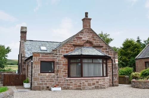 Big Cottages - Tasteful Brechin Cottage S39643