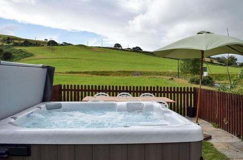Big Cottages - Superb Tregaron And The Cambrian Mountains Cottage S83955