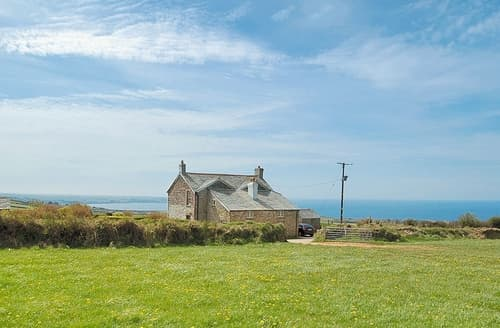 Last Minute Cottages - Luxury Tintagel Cottage S20838