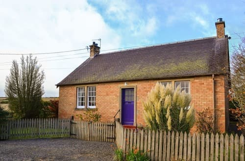 Last Minute Cottages - Attractive Kelso Cottage S23802