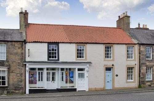 Big Cottages - Gorgeous Bamburgh Cottage S82911