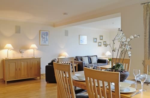 Last Minute Cottages - Links Apartment UK5144