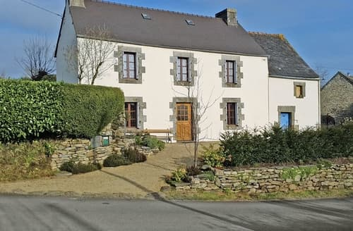 Last Minute Cottages - Lovely Morlaix Cottage S117052