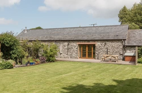 Last Minute Cottages - Cosy Tregaron And The Cambrian Mountains Cottage S21600