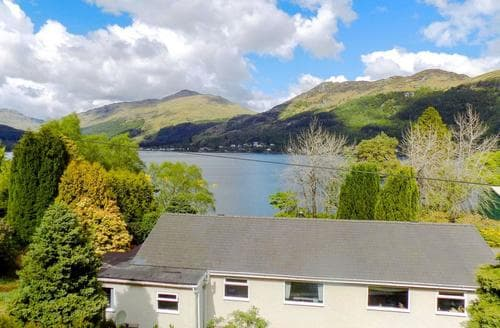 Big Cottages - Quaint Inveraray Cottage S78721