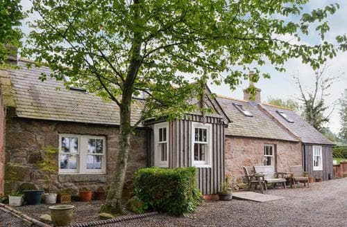 Last Minute Cottages - Tasteful Ballater Cottage S85861