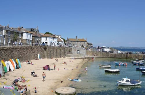 Last Minute Cottages - Tasteful Mousehole And Newlyn Cottage S92412