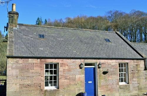 Last Minute Cottages - Waulkmill Cottage