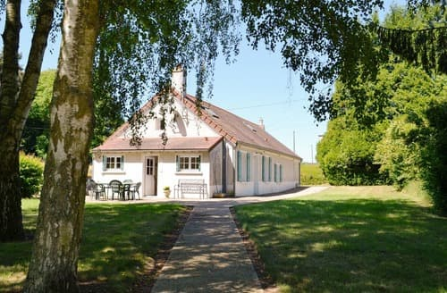 Last Minute Cottages - Tasteful Chateau Thierry Cottage S118785