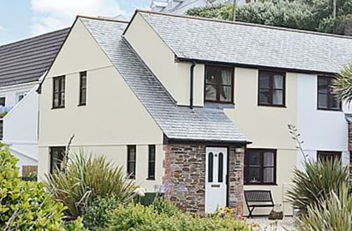 Last Minute Cottages - Luxury Porthtowan Cottage S24799