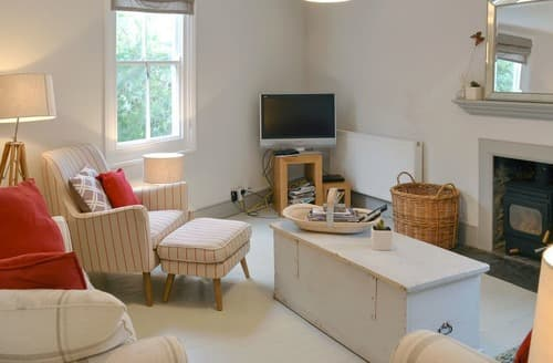 Last Minute Cottages - Wonderful Port Isaac Apartment S123651