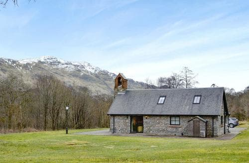 Big Cottages - Delightful Inveraray Cottage S97679