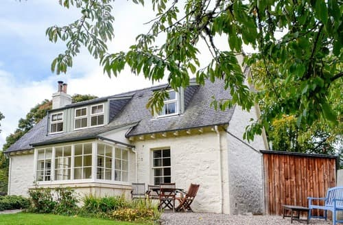 Last Minute Cottages - Wonderful Blairgowrie Cottage S23336