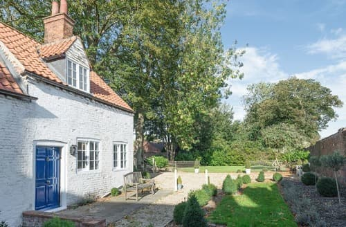 Last Minute Cottages - Westholme Cottage
