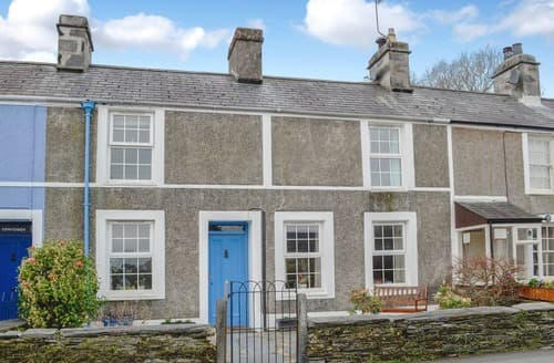 Last Minute Cottages - Tasteful Porthmadog Cottage S98420