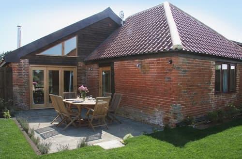 Big Cottages - Barn Owl Cottage