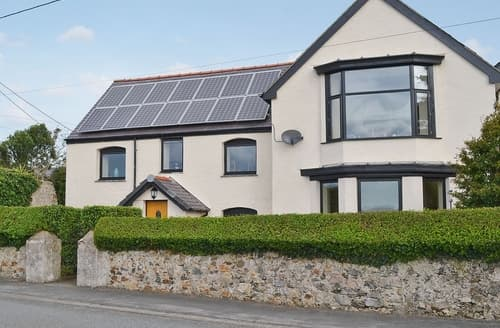Big Cottages - Cosy Rhosneigr And Aberffraw Cottage S24759