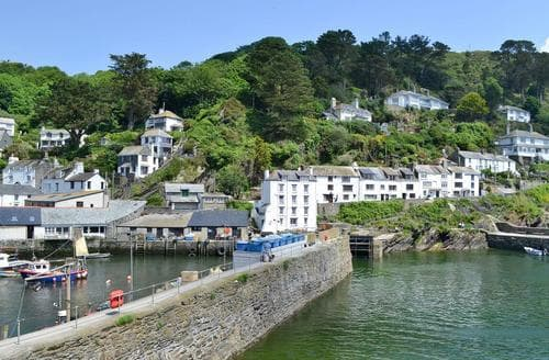 Last Minute Cottages - Cosy Polperro Cottage S24562